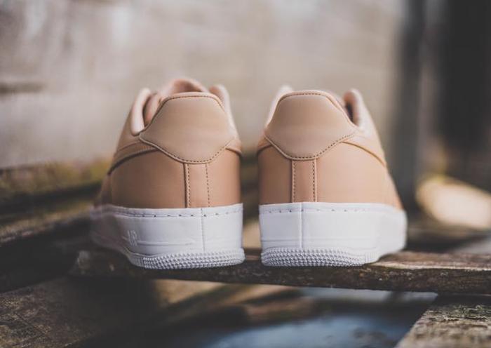 chaussure-nike-air-force-1-basse-cuir-premium-beige-4-1
