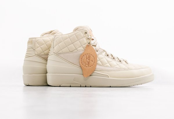 Don C x Air Jordan 2 Retro Beach (1)