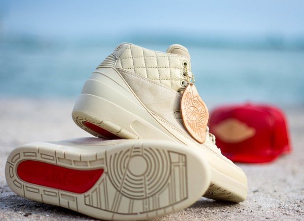 Don C x Air Jordan 2 Retro Beach (3)
