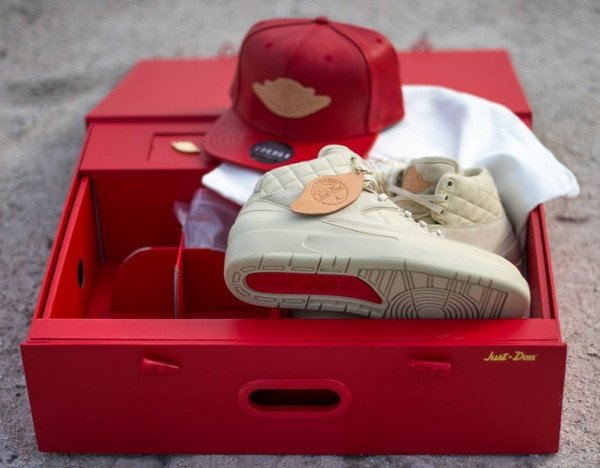 Don C x Air Jordan 2 Retro Beach (4)