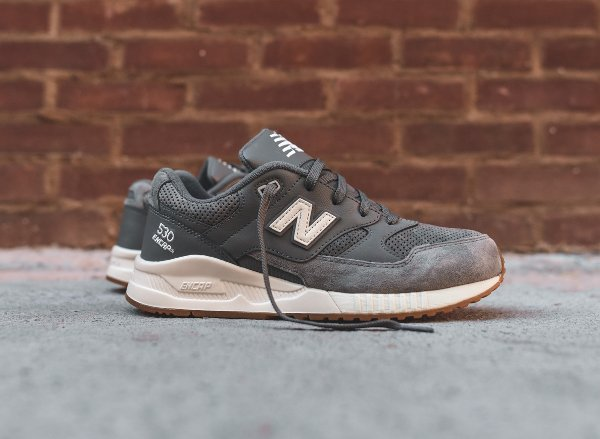 New Balance M530 AAG Solids 'Grey Gum'