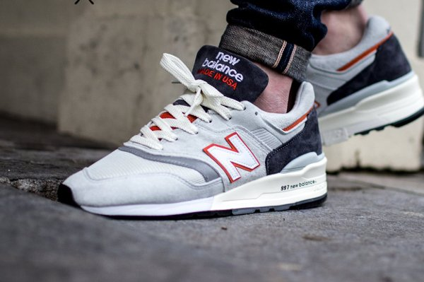 New Balance M997 CSEA Explore Sea Pack pas cher (5)