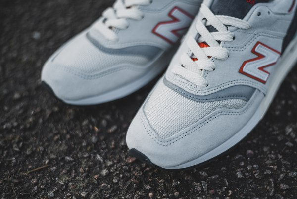 New Balance M997CSEA Grey Orange Made in USA (3)