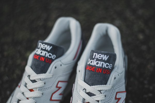 New Balance M997CSEA Grey Orange Made in USA (4)