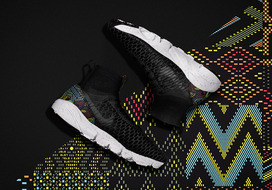 Nike Air Footscape Magista Flyknit BHM 2016 (1)