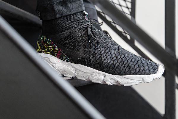 Nike Air Footscape Magista Flyknit BHM 2016 pas cher