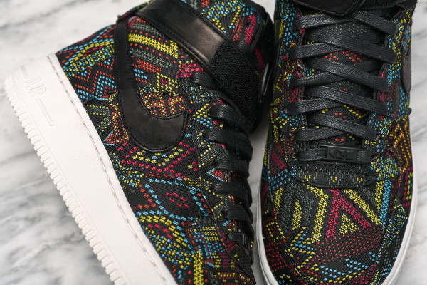 Nike Air Force 1 High QS Black History Month 2016 (1)