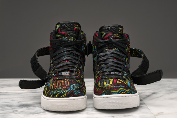 Nike Air Force 1 High QS Black History Month 2016 (3)