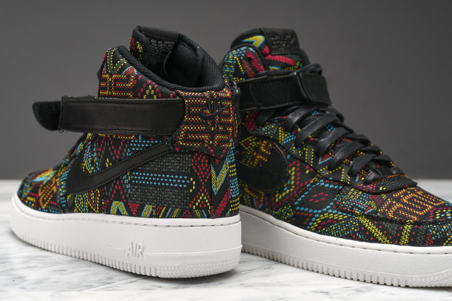 Nike Air Force 1 High QS Black History Month 2016 (4)