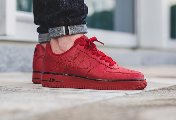 Nike Air Force 1 Low Pivot Gym Red (8)