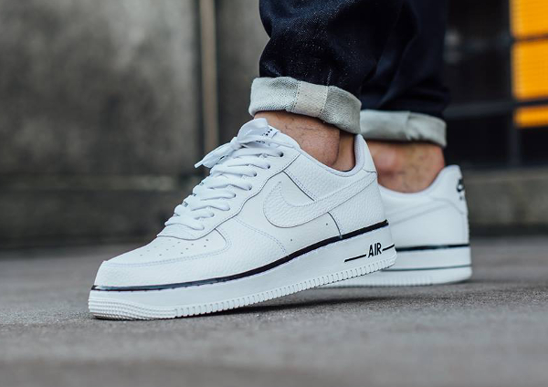 Nike Air Force 1 Low Star Pack White Black (2)
