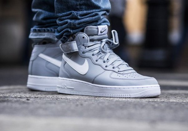 nike air force 1 mid 07 leather pas cher