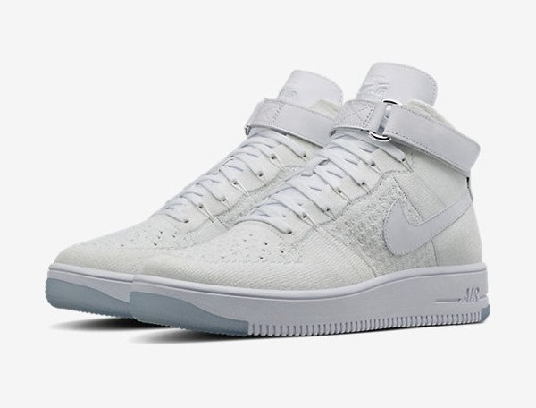 Nike Air Force 1 Ultra Flyknit White (1)