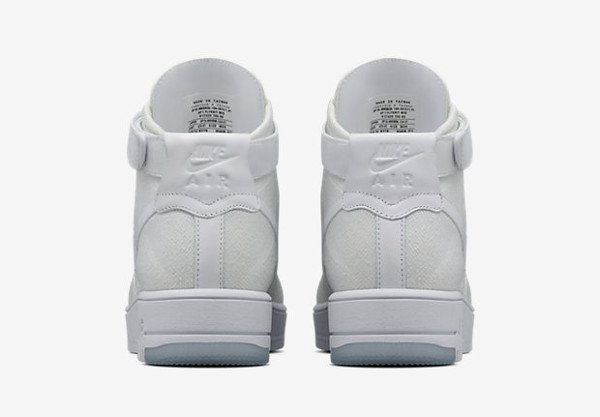 Nike Air Force 1 Ultra Flyknit White (2)