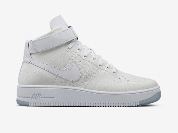 Nike Air Force 1 Ultra Flyknit White (3)