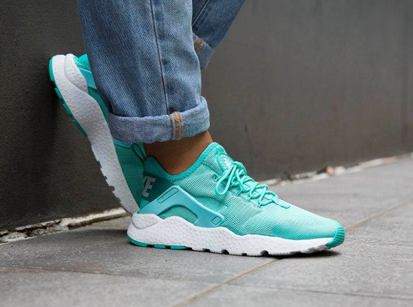 La Air Ultra Nike Acheter Turquoise' Où Run 'hyper Huarache RLqc354jA