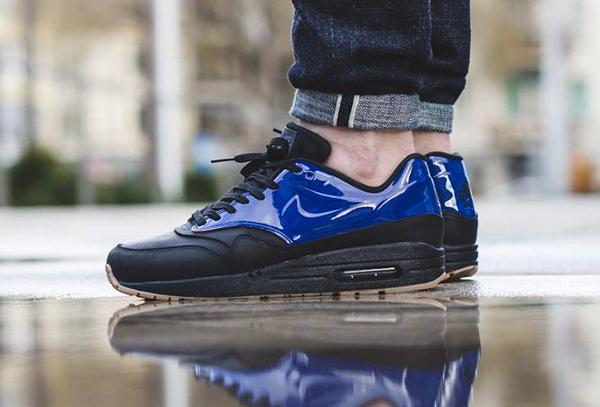 Nike Air Max 1 VT QS Deep Royal Blue Gum (4)