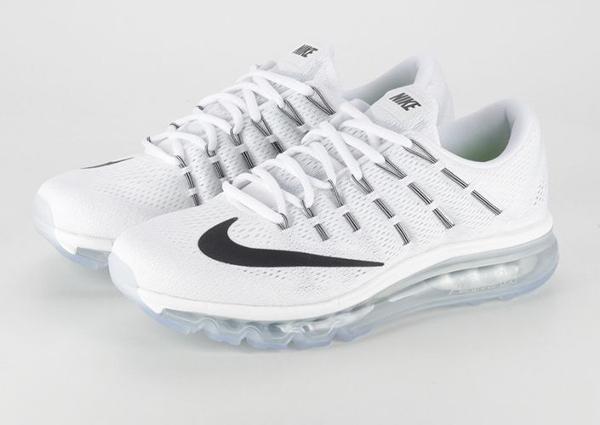 Où acheter la Nike Air Max 2016 Summit White ?