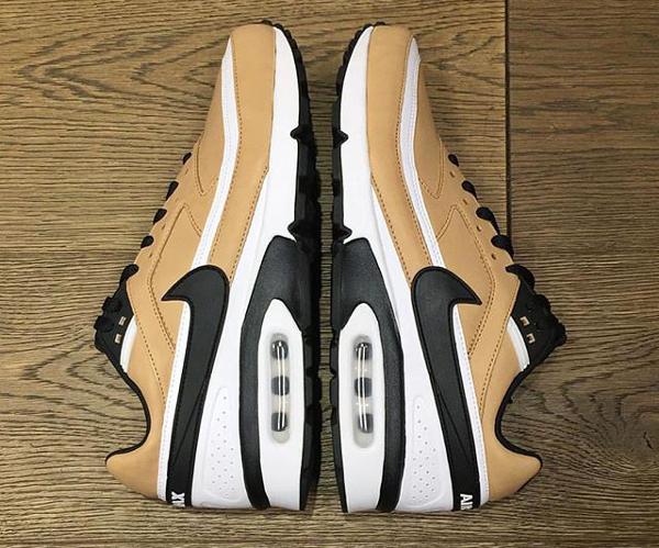 Nike Air Max 90 BW Premium Vachetta Tan (2)