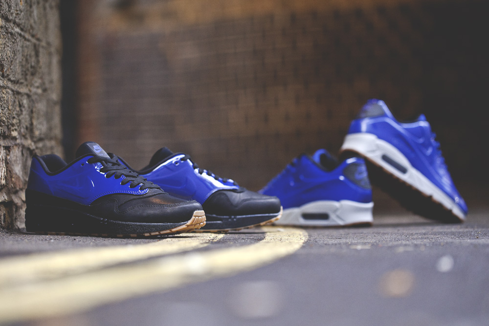 Nike Air Max Vac Tech QS Deep Royal Blue Gum (2)