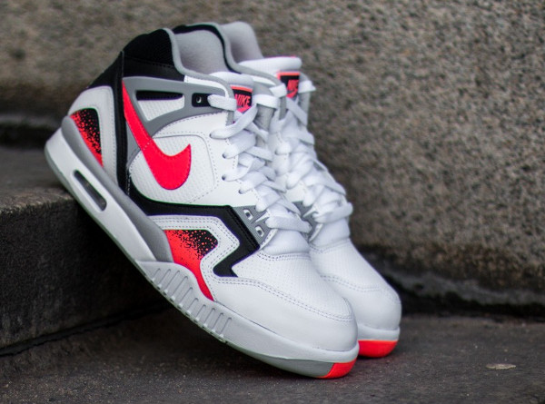 Nike Air Tech Challenge II Hot Lava Retro 2016 (1)
