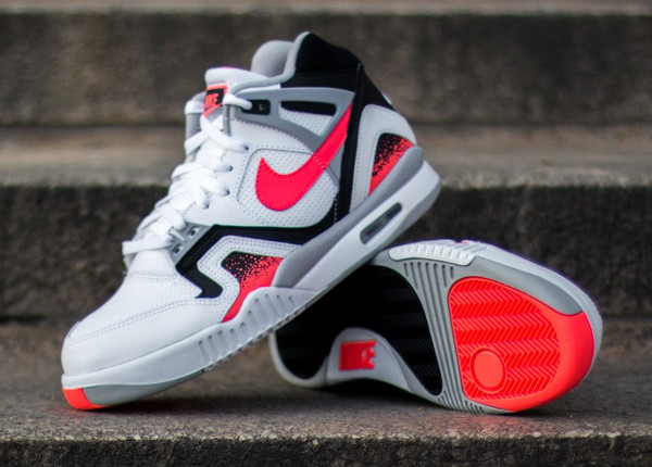 Nike Air Tech Challenge II Hot Lava Retro 2016 (3)