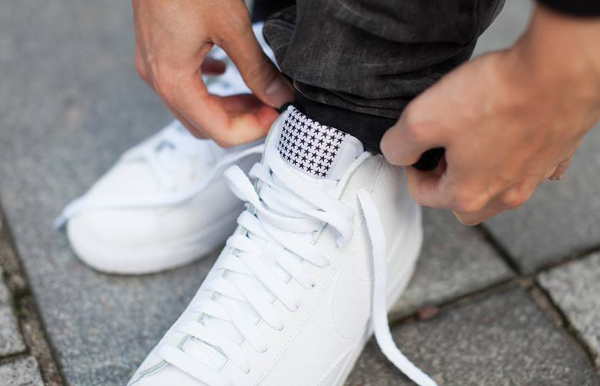 Nike Blazer Mid Premium Vintage 'Pivot' (Star Pack) : où les