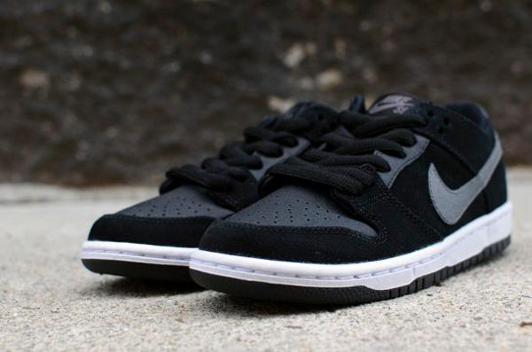 Nike Dunk Low Pro SB Ishod Wair Black Light Graphite (4)