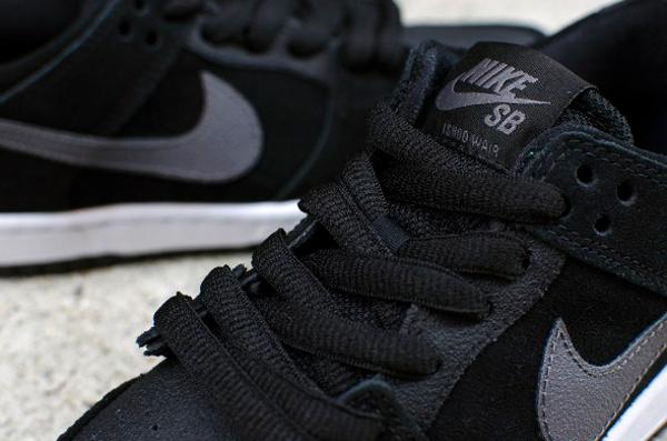 Nike Dunk Low Pro SB Ishod Wair Black Light Graphite (5)