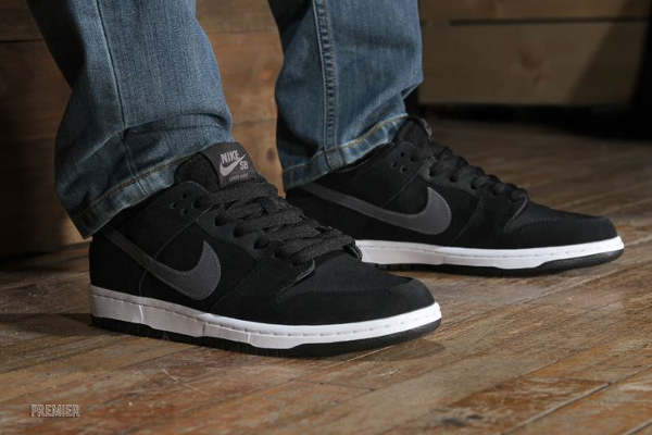Nike Dunk Low Pro SB Ishod Wair Black Light Graphite (6)