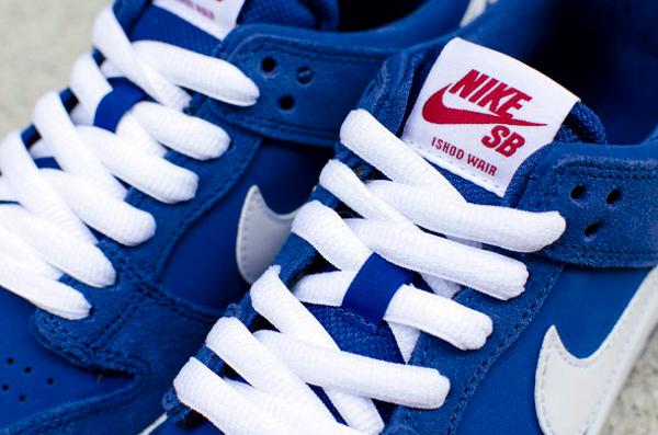 Nike Dunk Low Pro SB Ishod Wair Deep Royal (4)