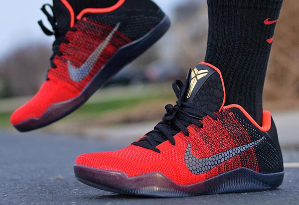 Nike Kobe XI Achilles Heel pas cher (1-1)
