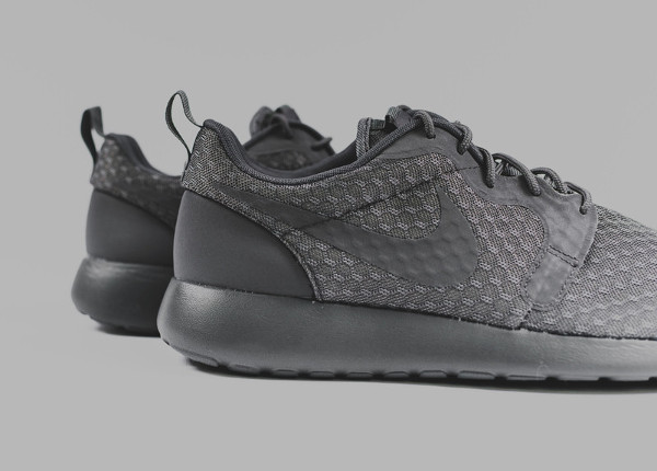 Nike Roshe One Hyperfuse grise Cool Grey (4)