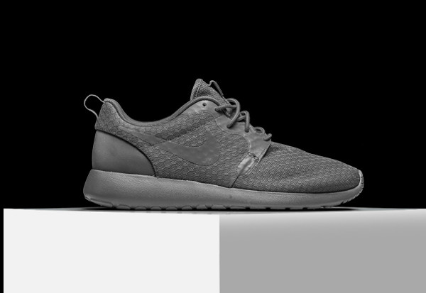 Nike Roshe One Hyperfuse grise Cool Grey (8)