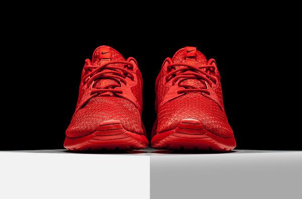 Nike Roshe One Hyperfuse rouge (University Red) (4)