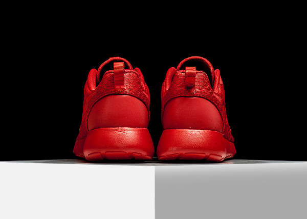 Nike Roshe One Hyperfuse rouge (University Red) (5)