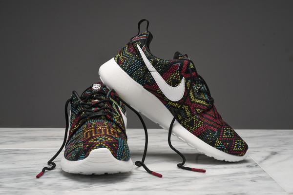 Nike Roshe One Knit Jacquard BHM 2016 (4)