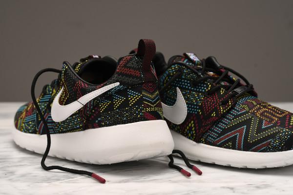 Nike Roshe One Knit Jacquard BHM 2016 (5)