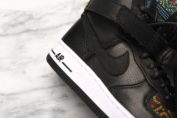 Nike Wmns Air Force 1 High BHM 2016 (4)