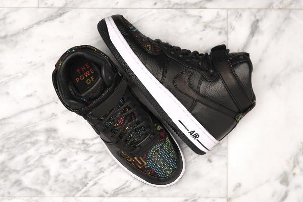 Nike Wmns Air Force 1 High BHM 2016 (5)