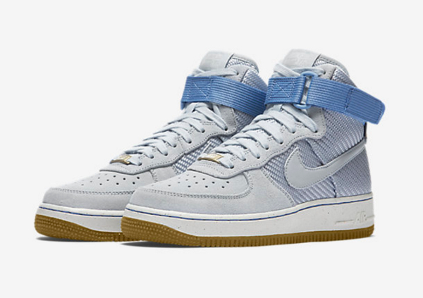 Nike Wmns Air Force 1 High PRM Porpoise (femme) (2)