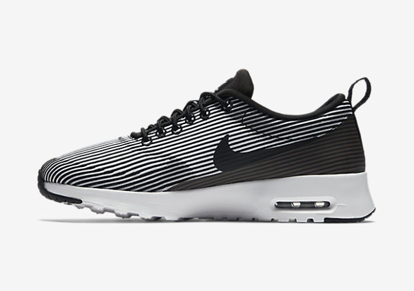 Nike Wmns Air Max Thea KJCRD Black White (4)