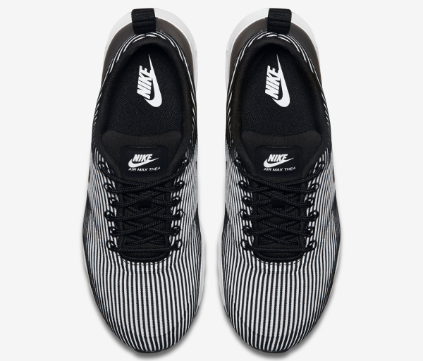 Nike Wmns Air Max Thea KJCRD Black White (5)