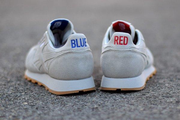 Kendrick Lamar x Reebok Classic Leather 'Blue & Red'