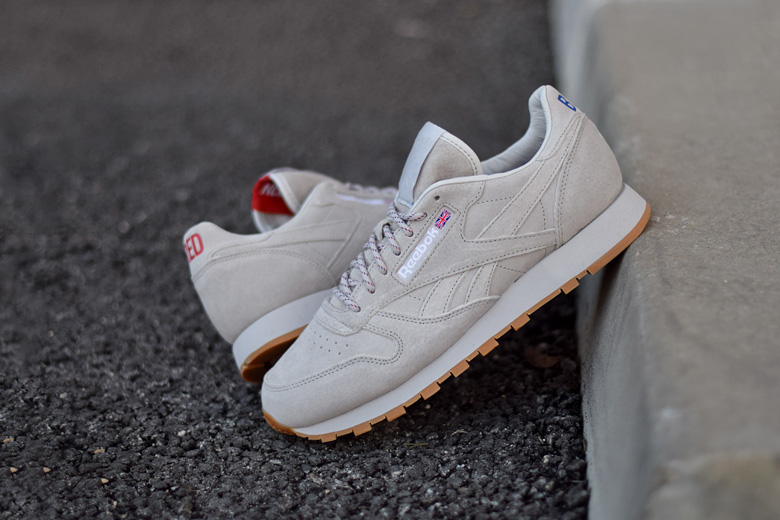 Reebok Classic Leather Steel Gum Bloods & Crips