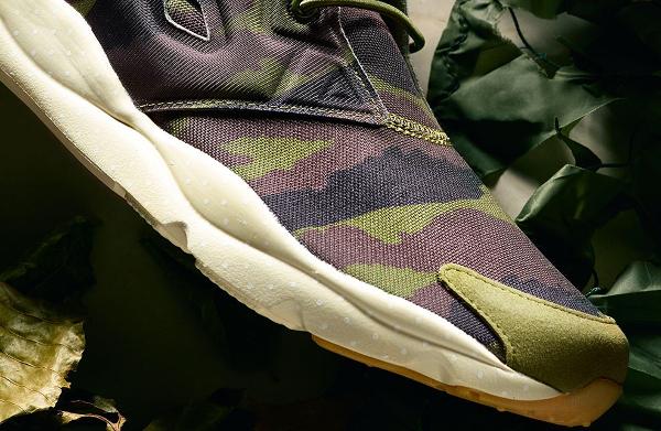 Reebok Furylite GM imprimé camouflage vert (6)
