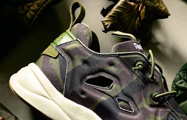 Reebok Furylite GM imprimé camouflage vert (7)
