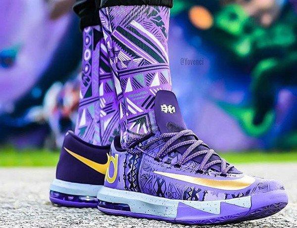 13 Nike KD 6 BHM - @yovenci