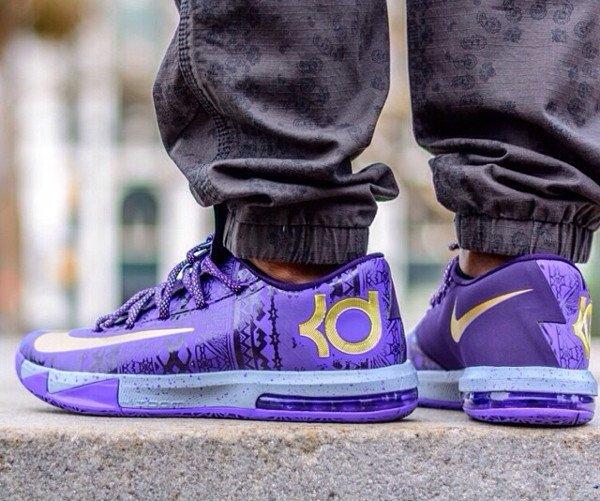 13 Nike KD 6 BHM - Rawdemand