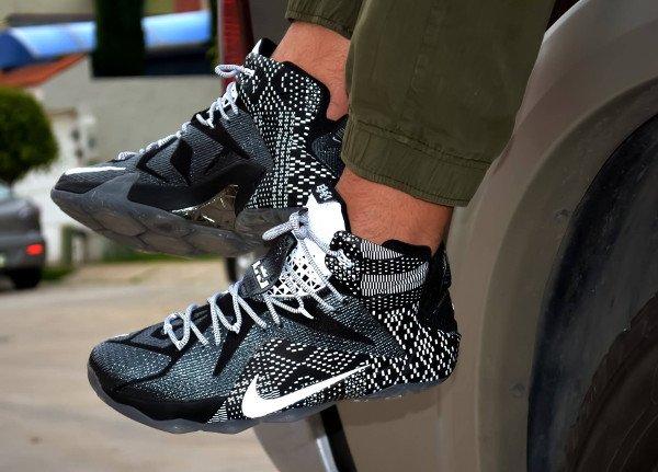 14 Nike Lebron 12 BHM -